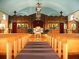 Interior of St. George
